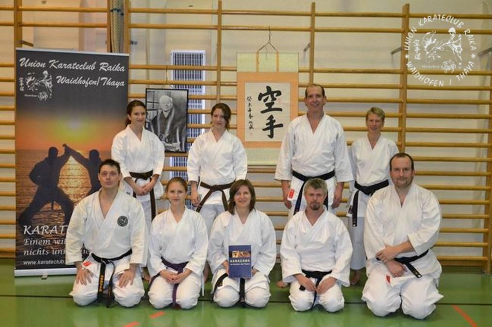 26 Shotokan Katas